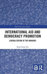 Omslag - International Aid and Democracy Promotion