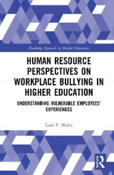 Omslag - Human Resource Perspectives on Workplace Bullying in Higher Education