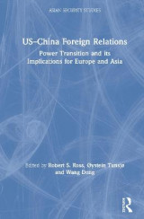 Omslag - US-China Foreign Relations