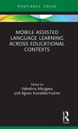 Omslag - Mobile Assisted Language Learning Across Educational Contexts