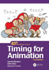 Omslag - Timing for Animation, 40th Anniversary Edition