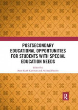 Omslag - Postsecondary Educational Opportunities for Students with Special Education Needs
