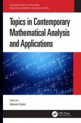 Omslag - Topics in Contemporary Mathematical Analysis and Applications