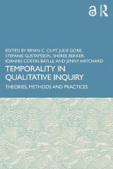 Omslag - Temporality in Qualitative Inquiry