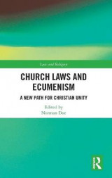Omslag - Church Laws and Ecumenism