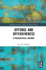 Omslag - Offense and Offensiveness