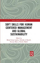 Omslag - Soft Skills for Human Centered Management and Global Sustainability