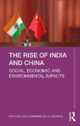 Omslag - The Rise of India and China