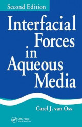 Omslag - Interfacial Forces in Aqueous Media