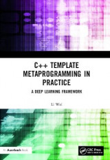 Omslag - C++ Template Metaprogramming in Practice