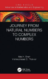 Omslag - Journey from Natural Numbers to Complex Numbers
