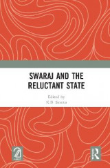 Omslag - Swaraj and the Reluctant State