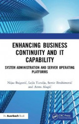 Omslag - Enhancing Business Continuity and IT Capability