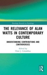 Omslag - The Relevance of Alan Watts in Contemporary Culture