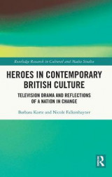 Omslag - Heroes in Contemporary British Culture