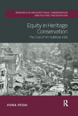 Omslag - Equity in Heritage Conservation