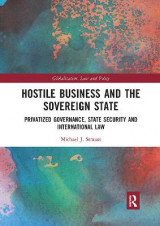 Omslag - Hostile Business and the Sovereign State