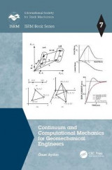 Omslag - Continuum and Computational Mechanics for Geomechanical Engineers