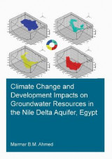 Omslag - Climate Change and Development Impacts on Groundwater Resources in the Nile Delta Aquifer, Egypt