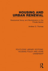 Omslag - Housing and Urban Renewal