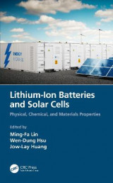 Omslag - Lithium-Ion Batteries and Solar Cells
