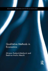 Omslag - Qualitative Methods in Economics