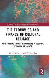 Omslag - The Economics and Finance of Cultural Heritage