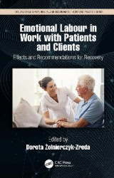 Omslag - Emotional Labor in Work with Patients and Clients