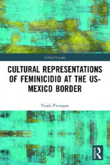 Omslag - Cultural Representations of Feminicidio at the US-Mexico Border