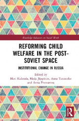 Omslag - Reforming Child Welfare in the Post-Soviet Space