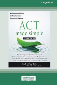 ACT Made Simple av Russ Harris (Heftet)