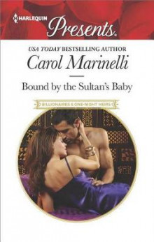 Bound by the Sultan's Baby av Carol Marinelli (Heftet)