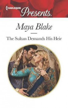 The Sultan Demands His Heir av Maya Blake (Heftet)