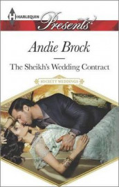 The Sheikh's Wedding Contract av Andie Brock (Heftet)