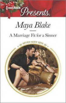 A Marriage Fit for a Sinner av Maya Blake (Heftet)