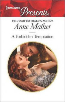A Forbidden Temptation av Anne Mather (Heftet)
