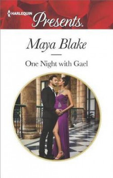 One Night with Gael av Maya Blake (Heftet)