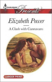 A Clash with Cannavaro av Elizabeth Power (Heftet)