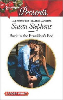 Back in the Brazilian's Bed av Susan Stephens (Heftet)