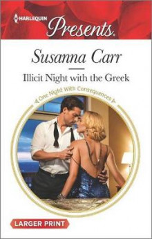 Illicit Night with the Greek av Susanna Carr (Heftet)
