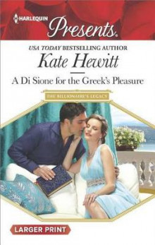 A Di Sione for the Greek's Pleasure av Kate Hewitt (Heftet)