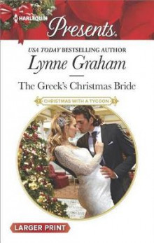 The Greek's Christmas Bride av Lynne Graham (Heftet)