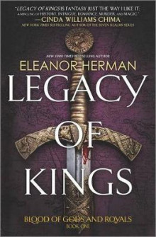 Legacy of Kings av Eleanor Herman (Innbundet)