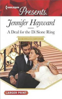 A Deal for the Di Sione Ring av Jennifer Hayward (Heftet)