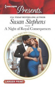 A Night of Royal Consequences av Susan Stephens (Heftet)