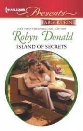 Island of Secrets av Robyn Donald (Heftet)
