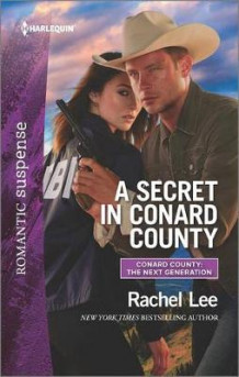 A Secret in Conard County av Rachel Lee (Heftet)