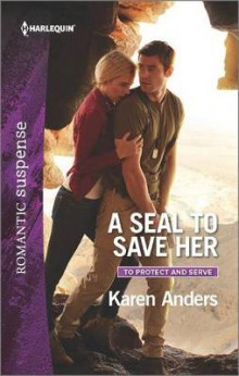 A Seal to Save Her av Bonnie Vanak og Karen Anders (Heftet)