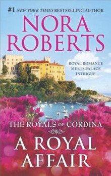 A Royal Affair av Nora Roberts (Heftet)