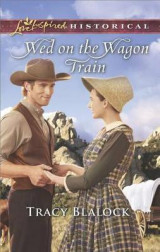 Omslag - Wed on the Wagon Train